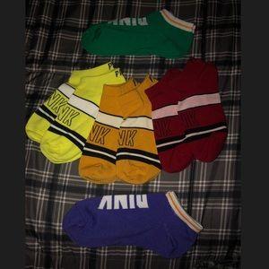 PINK Victoria's Secret ULTIMATE Ankle Socks Bundle